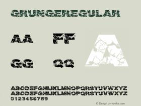 GrungeRegular