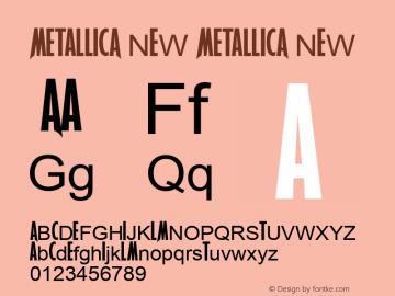 MetallicA NEW