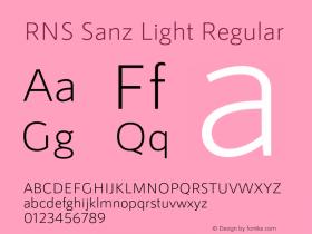 RNS Sanz Light