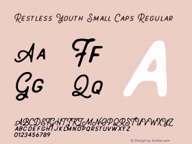 Restless Youth Small Caps