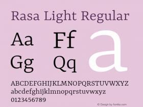 Rasa Light
