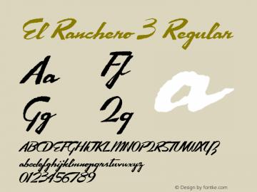 El Ranchero 3