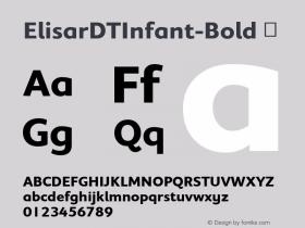 ElisarDTInfant-Bold