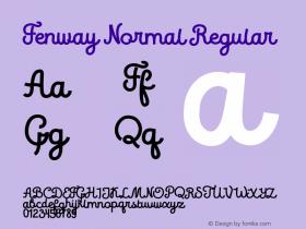 Fenway Normal