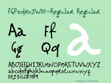 FGPedro2-Regular