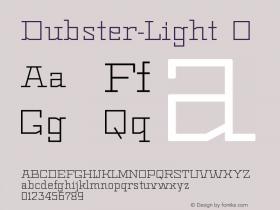 Dubster-Light