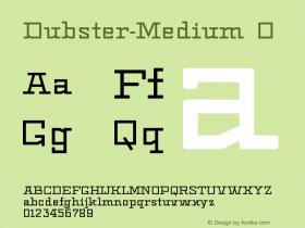 Dubster-Medium