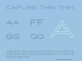 Capline Thin