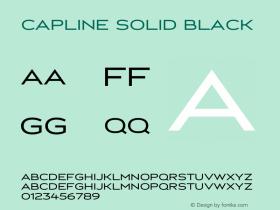 Capline Solid