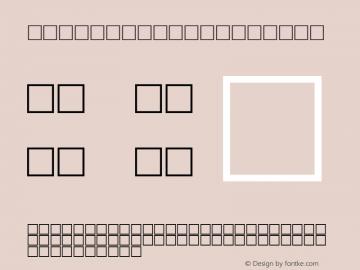 MD_Jadid_02 Regular Glyph Systems 20-jun-95图片样张