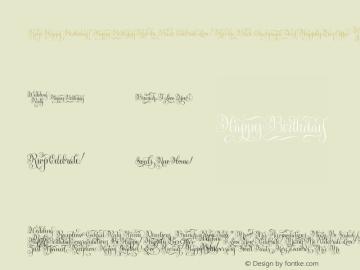 GratitudeScriptWords ☞ Version 1.000;com.myfonts.easy.sudtipos.gratitude-script.words.wfkit2.version.4oCJ图片样张