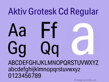 Aktiv Grotesk Cd Font,AktivGroteskCd-Regular Font|Aktiv Grotesk Cd