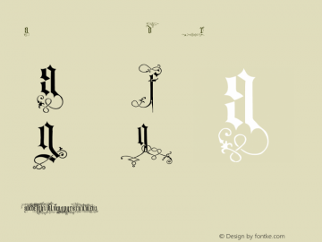 Ardenwood Demo Regular Macromedia Fontographer 4.1.4 12/30/01 Font Sample