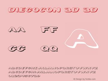 DiegoCon 3D 3D 1图片样张