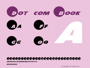 Dot.com Book Version 1图片样张