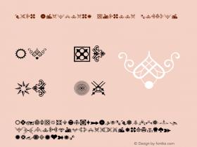 Soft Ornaments Fifteen Regular Version 1.000 2013 initial release图片样张
