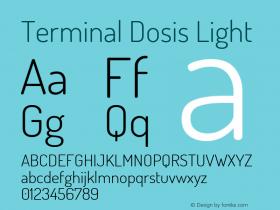 Terminal Dosis Light Version 1.007图片样张