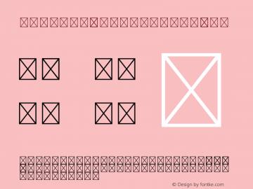 TypeSquare TypeSquare 嘀攀爀猀椀漀渀⸀ 㬀 Font Sample