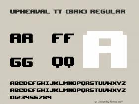 Upheaval TT (BRK) Regular Version 2.09图片样张