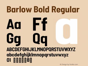 Barlow Bold Font,Barlow Font,Barlow-Bold Font Barlow Bold Version