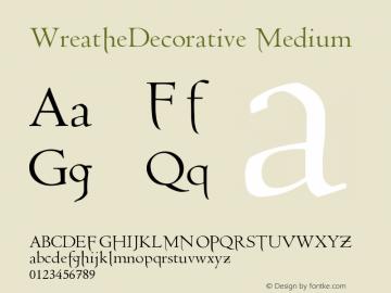 WreatheDecorative Medium Version 1.11图片样张