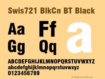 swis721 blkcn bt