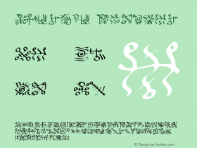 Scorpio Regular Version 1.000;PS 001.000;hotconv 1.0.38图片样张