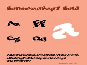 BohemianRap7 Bold Altsys Metamorphosis:10/28/94图片样张