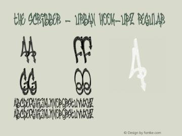 THE SCRIBBER - URBAN HOOK-UPZ Regular Version 1.00 December 13, 2016, initial release图片样张