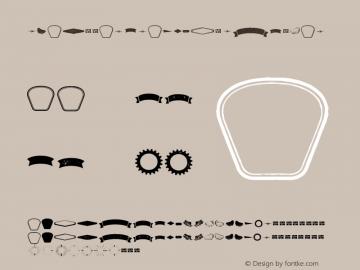 Roadstar Graphics Regular Version 1.001;PS 001.001;hotconv 1.0.88;makeotf.lib2.5.64775图片样张