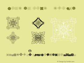 KnoteArtHouse15 Regular Version 001.000 Font Sample