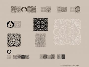 KnoteArtHouse18 Regular Version 1.000 Font Sample