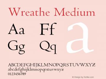 Wreathe Medium Version 1.5图片样张