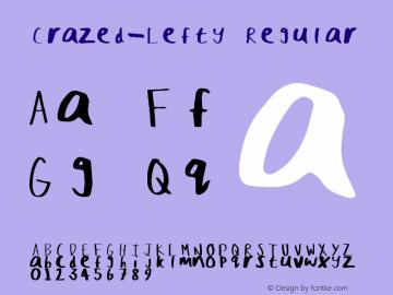 Crazed-Lefty Regular Version 1.0图片样张