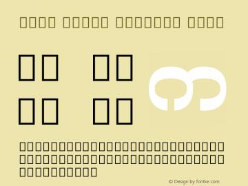 Noto Serif Myanmar Bold Version 1.902图片样张
