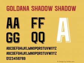 Goldana Shadow Shadow Unknown图片样张