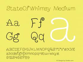 StateOfWhimsy Medium Version 001.000 图片样张