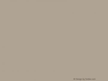Adobe Caslon Ornaments Version 001.001图片样张