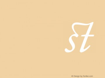 Adobe Garamond Italic Alternate Version 001.002图片样张