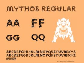 Mythos Version 001.000图片样张