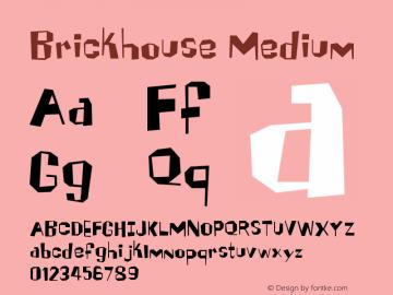 Brickhouse Version 001.000图片样张