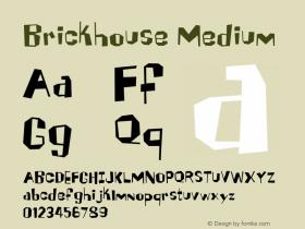 Brickhouse 001.000图片样张