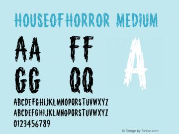 HouseofHorror 001.000图片样张