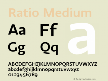 Ratio-Medium 1.001图片样张