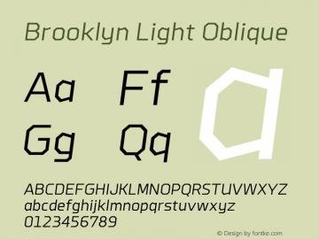 LightOblique 1.110图片样张