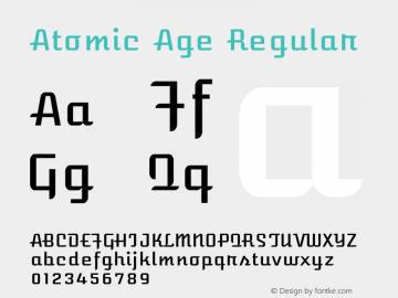 Atomic Age Version 1.002图片样张