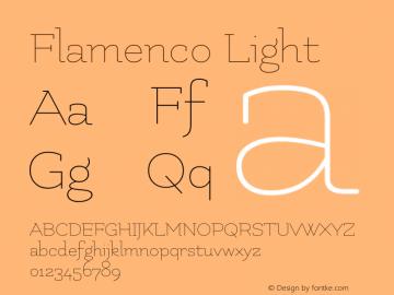 Flamenco Light Version 1.002图片样张