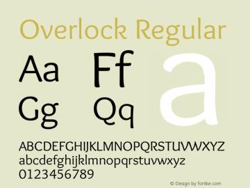 Overlock Version 1.001图片样张