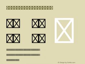 Genericons Regular Version 3.003;PS 003.003;hotconv 1.0.70;makeotf.lib2.5.58329图片样张