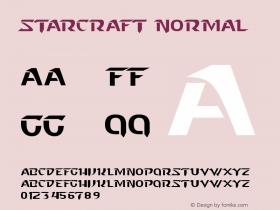 Starcraft  Normal 图片样张